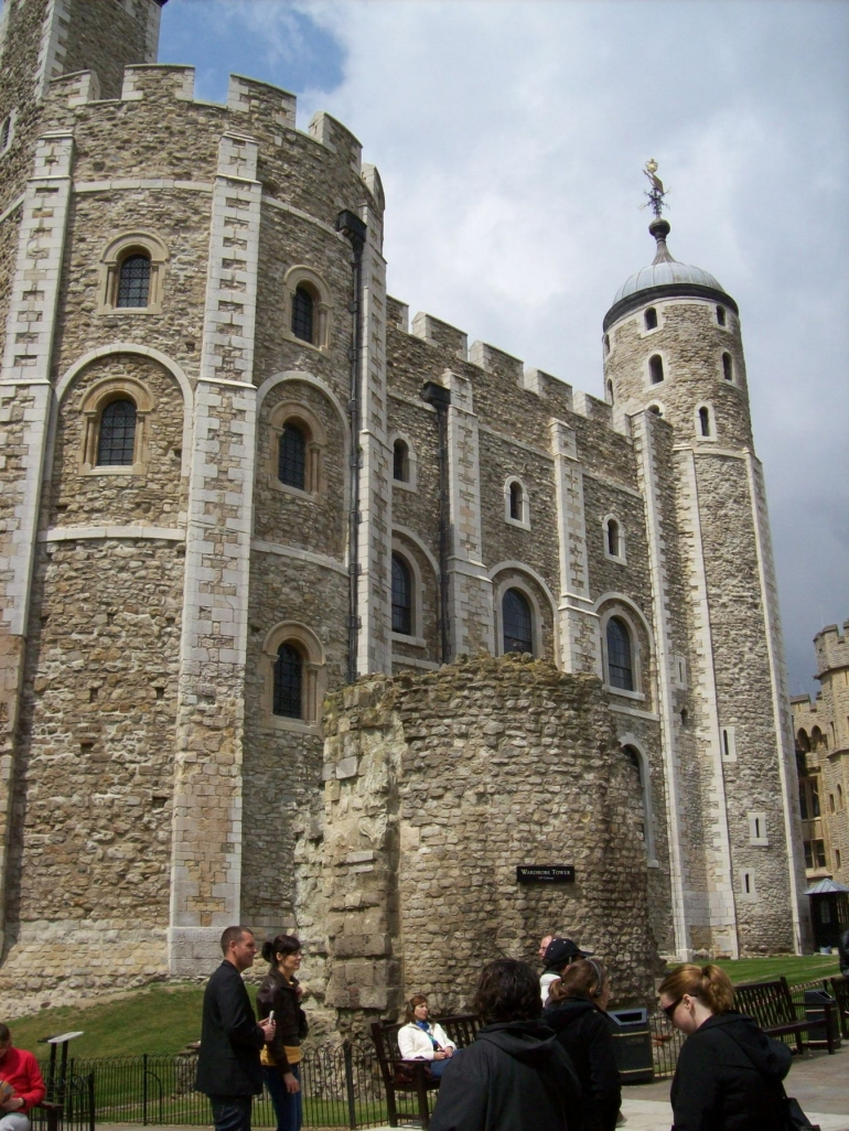 The Bloody Tower - London