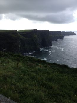 The Cliffs of Moher , Beth C - October 2015