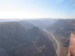 My first shot of the Colorado River. - June 2010