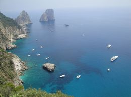 "Best view - the guide called it ""The trademark of Capri"", Gabriela B - August 2010"