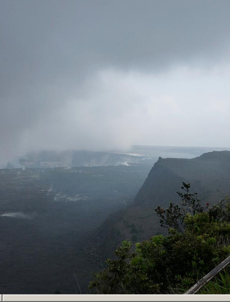 Volcanoes National Park - Big Island of Hawaii
