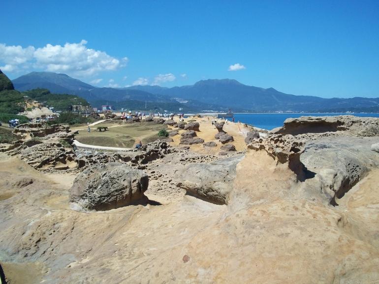 Yehliu Rock Formations - Taiwan