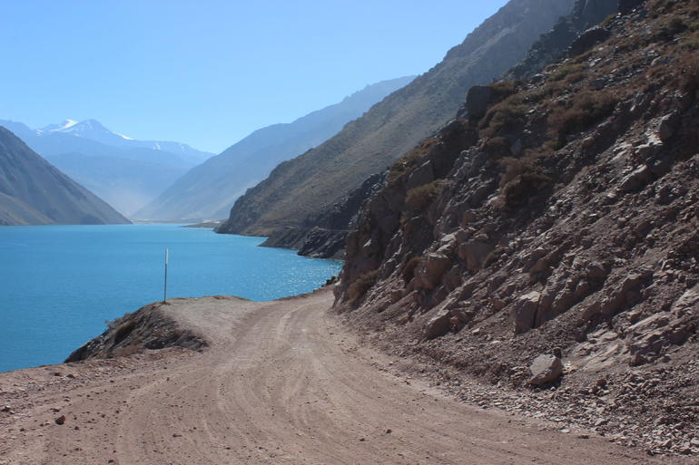 Day Trip to Cajon Del Maipo from Santiago