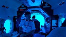 Our Submarine - inside , RICHARD W - April 2017