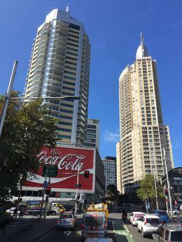 King's Cross' famous Coca Cola Sign , Kirill P - May 2017