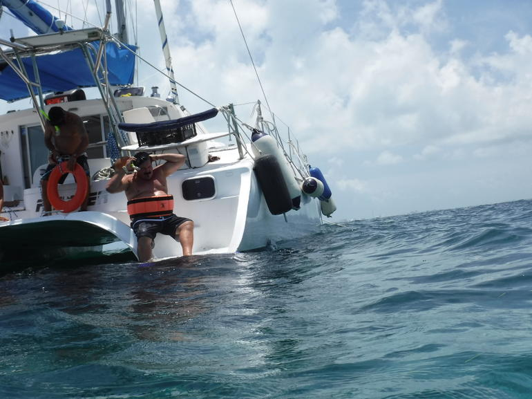 Half-Day Sailing Trip to Isla Mujeres from Cancun photo 23