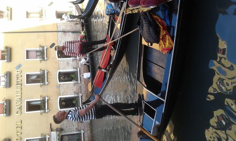 Venice Walking Tour and Gondola Ride photo 23