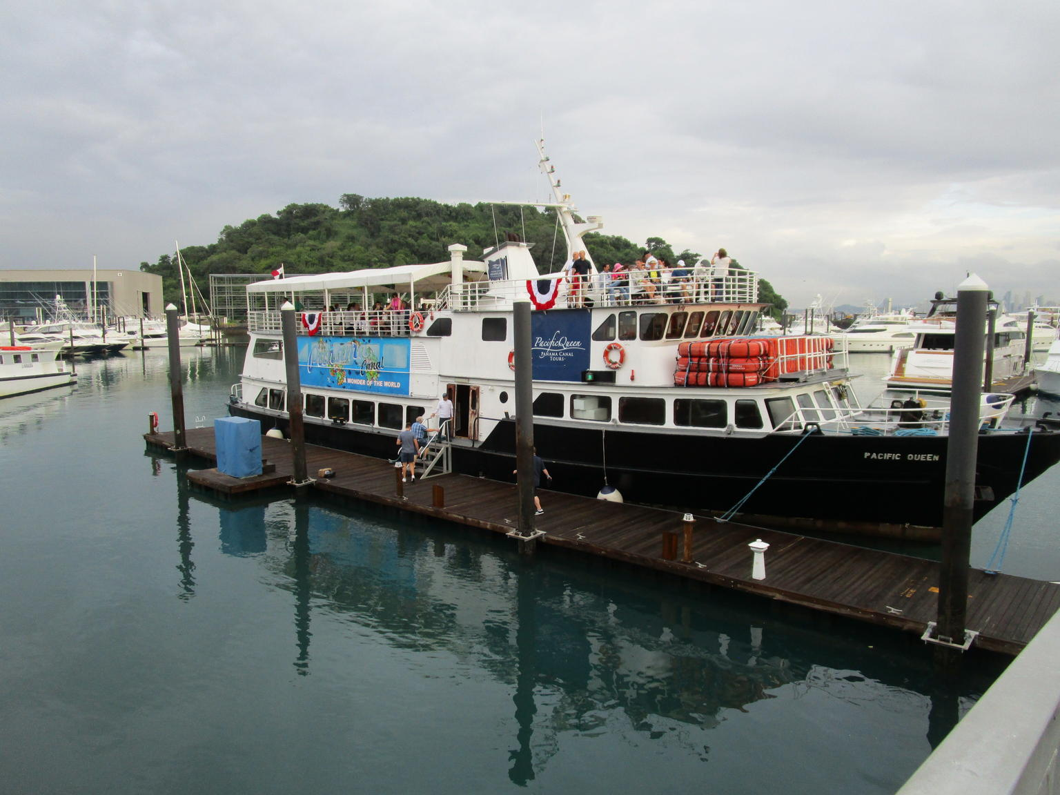 MÁS FOTOS, Panama Canal Full Transit Tour