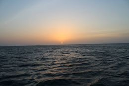 Sun setting - May 2015