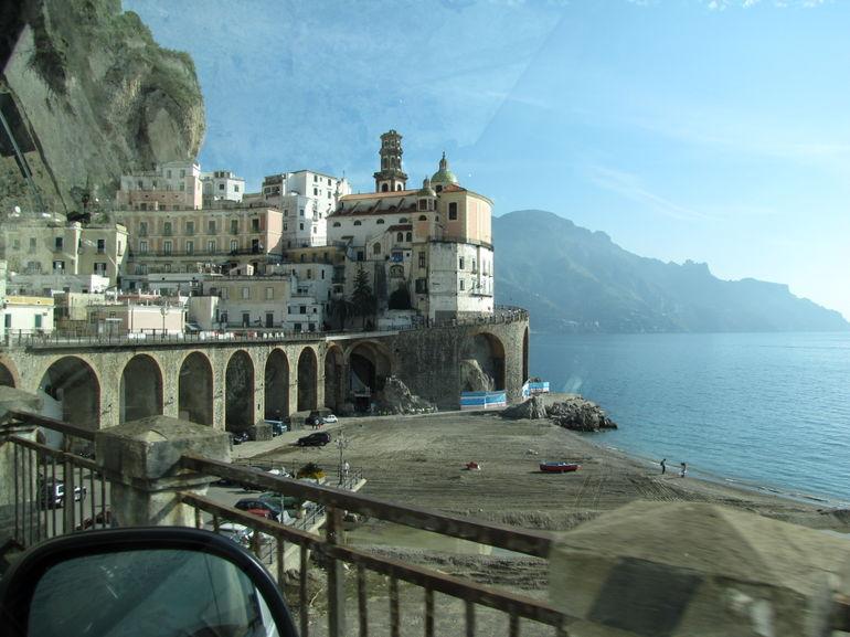 Amalfi, Italy - Sorrento