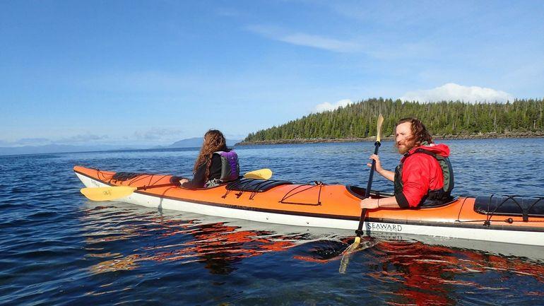 Ketchikan Kayak Eco-Tour