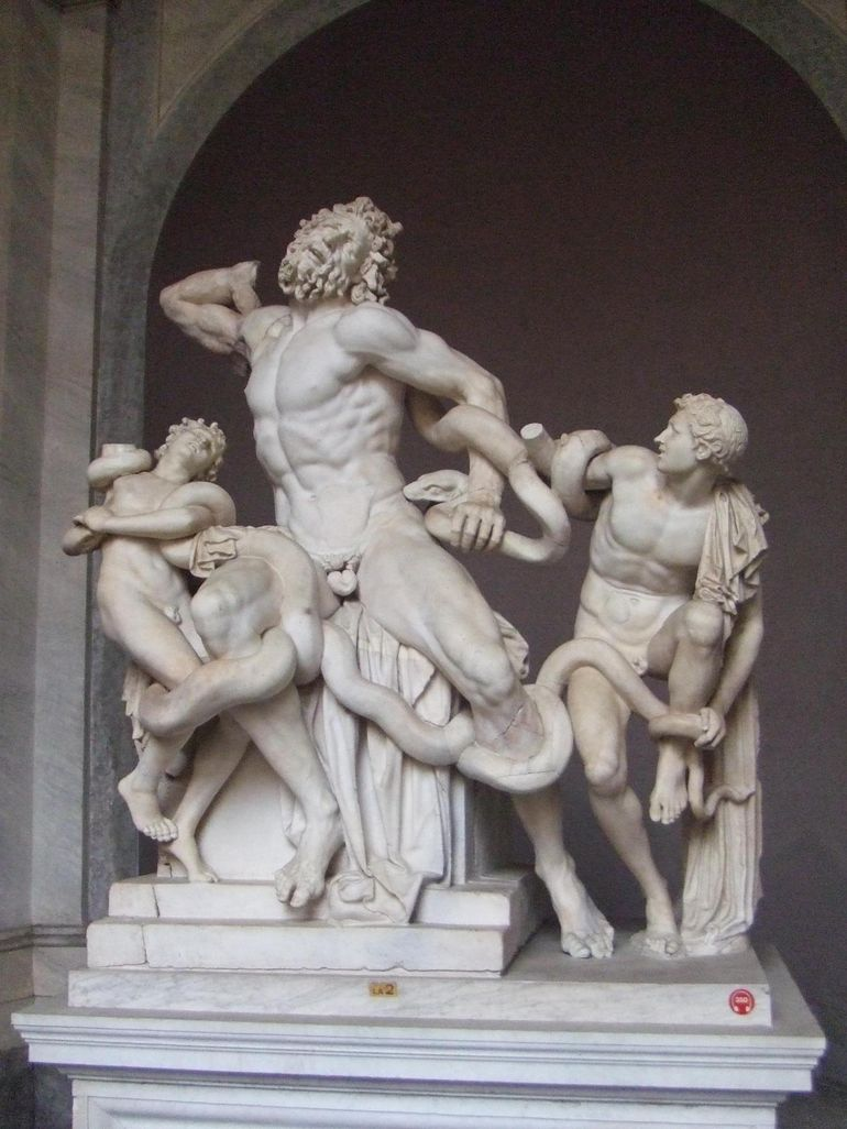 Apollo & Sons Sculpture - Rome