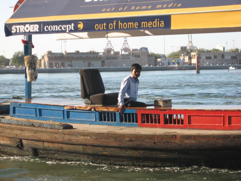 Boat ride in Dubai - Dubai