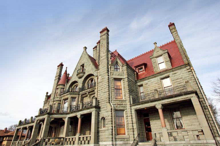 Craigdarroch Castle, Victoria, British Columbia - Victoria