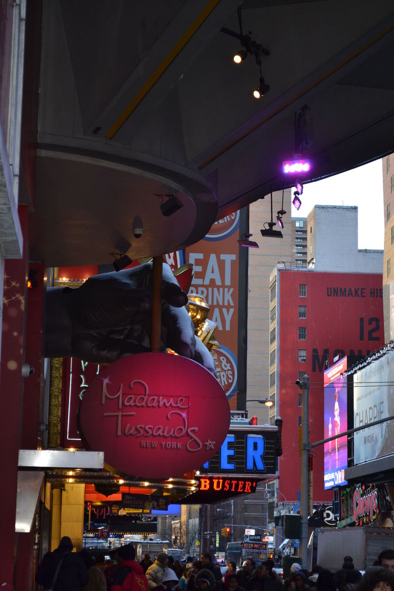 Skip the Line: Madame Tussauds New York Admission Ticket photo 24