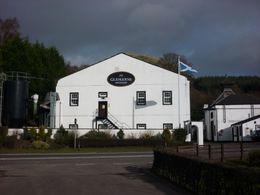 Glengoyne Distillery: Whisky galore! - July 2011