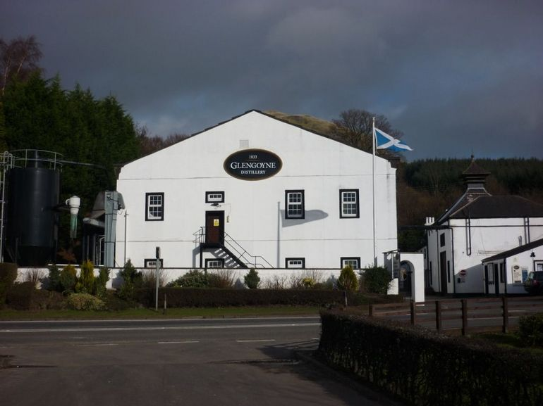 Glengoyne Distillery: Whisky galore! - Edinburgh