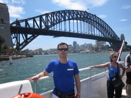 Sydney Bridge , Peizhi S - February 2011