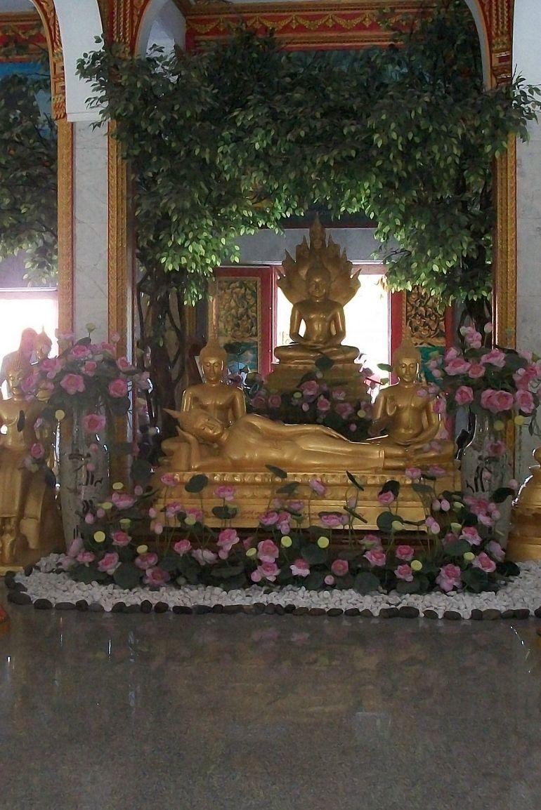 Inside Temple - Phuket