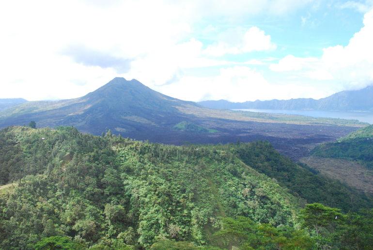 Mount Kintamani Volcano - Bali