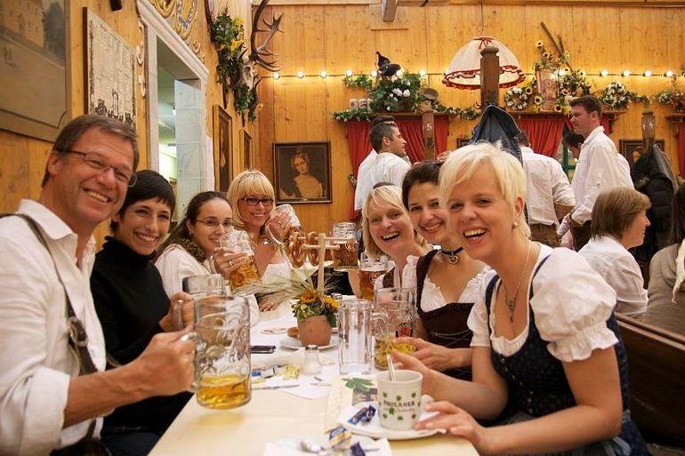 Oktoberfest, Munich - Munich