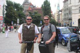 Prague Segway Tour - July 2011