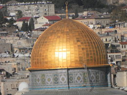 Dome of the Rock , Abdoulaye N - January 2012