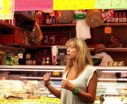 testaccio market , C S - October 2012