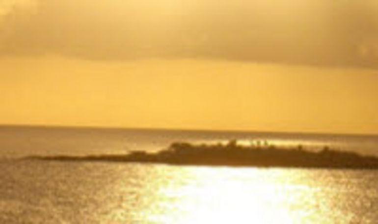 St Maarten Sunset - Philipsburg