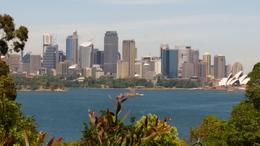 View from Taronga Zoo, a nice stop , Thomas B - December 2014