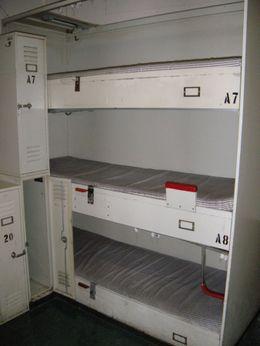 Living quarters - December 2009