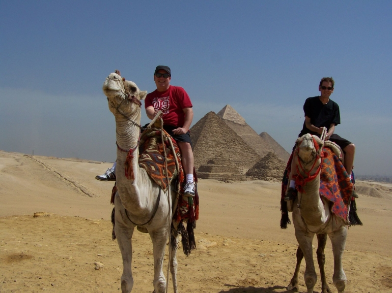 Half-Day Private tour to Pyramids of Giza and Sphinx photo 30