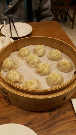 Popular dumpling of Din Tai Fung , Gerjoy - March 2015