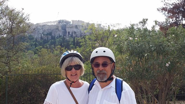 Athens Tour with Electric Bike photo 15
