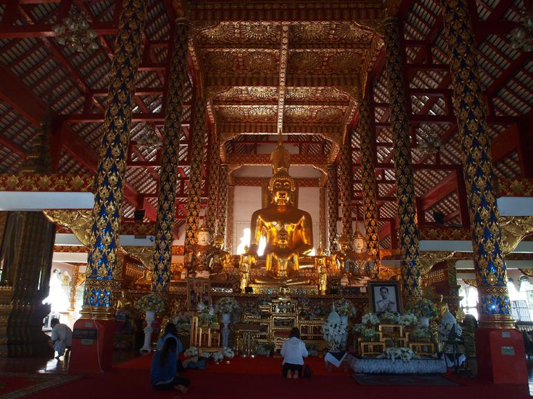 Chiang Mai City and Temples Half-Day Tour photo 20