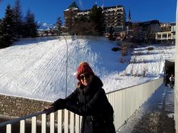 Hermosa Saint Moritz , silviaesliman - January 2018