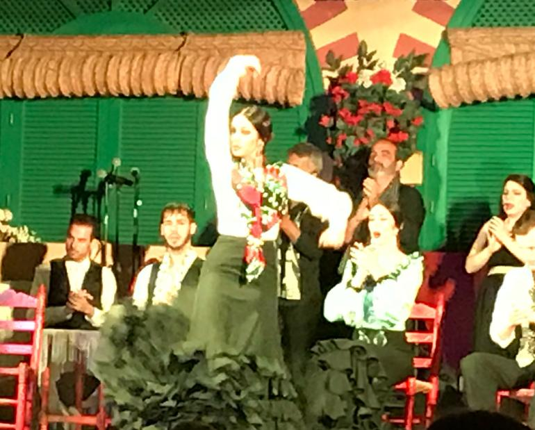 Seville Night Tour with Tablao Flamenco Show photo 6