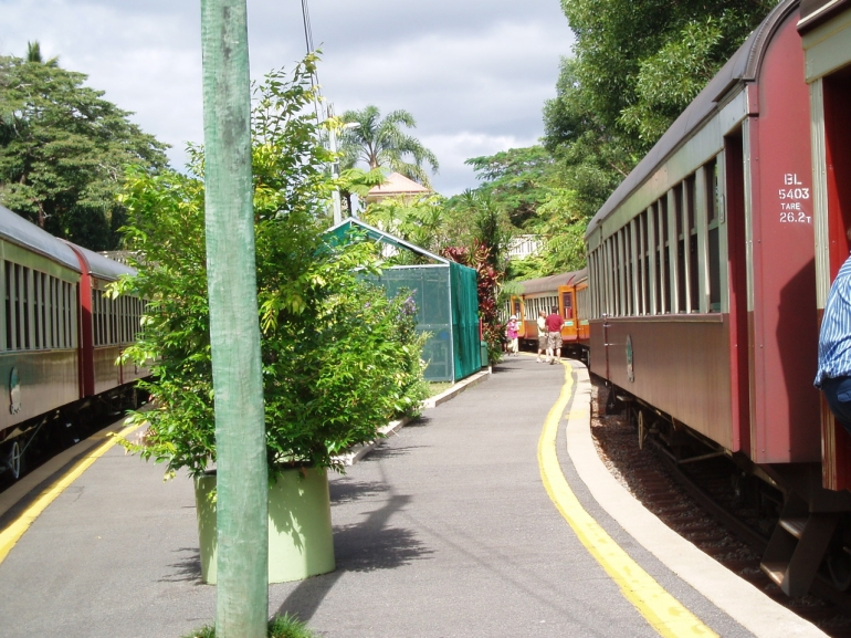 All Aboard - Cairns & the Tropical North