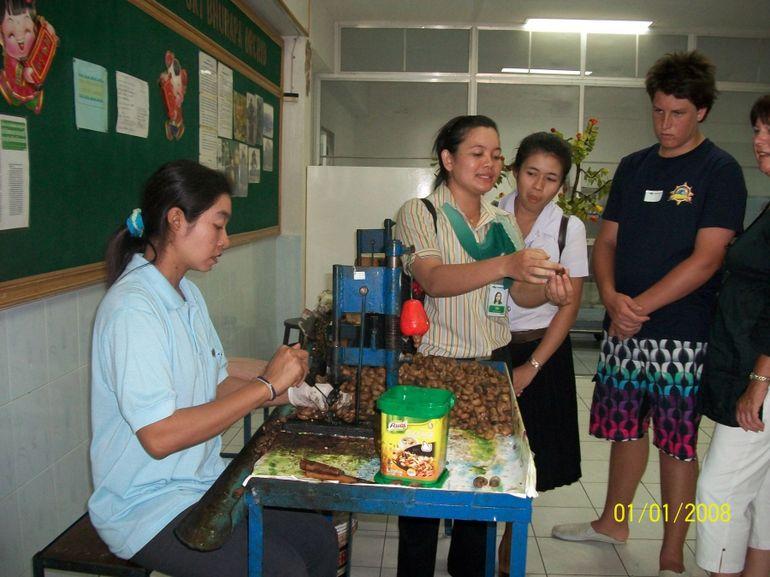 Cashew Nut Factory - Phuket