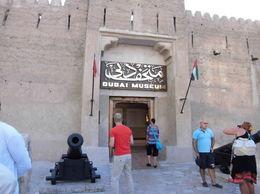 Dubai Museum - November 2012