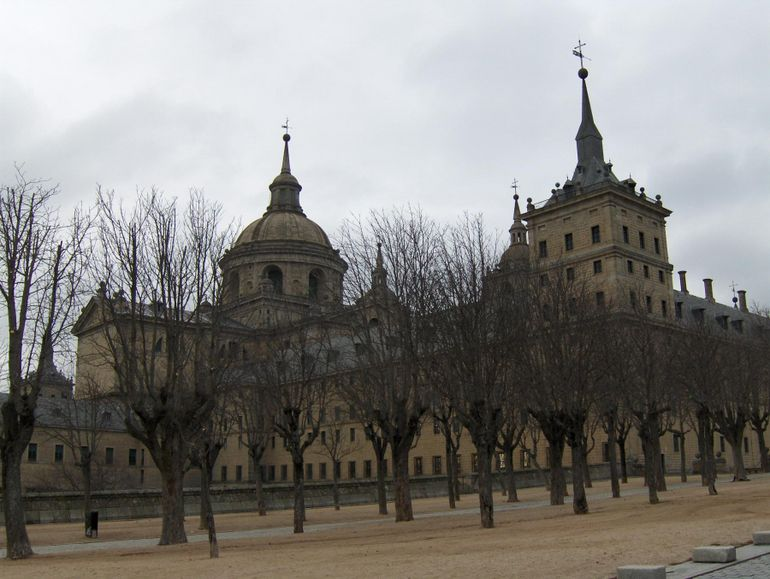 El Escorial - Madrid