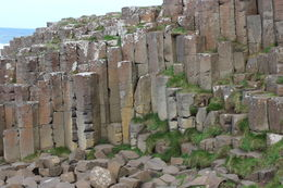 Wall of rock , Charles V - April 2014