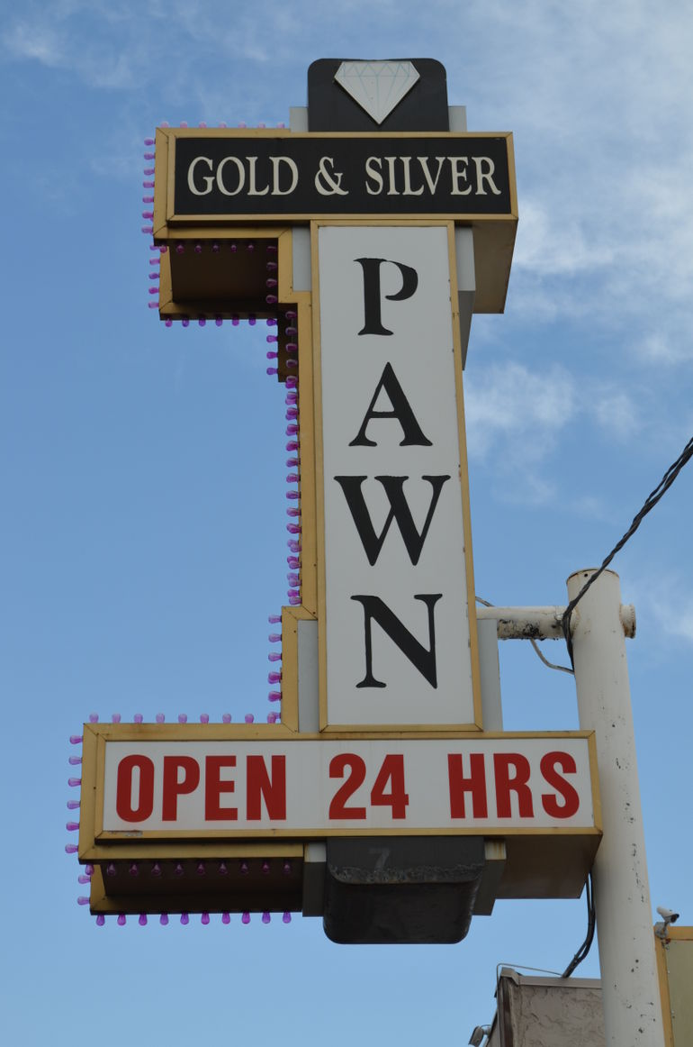 Gold and Silver Pawn Shop - Las Vegas
