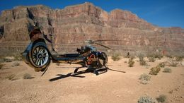 Grand Canyon All American Helicopter Tour, James R - March 2014