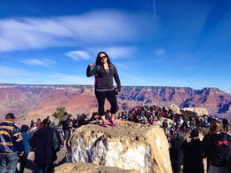 Blue skies and views for days...., World Traveler - January 2015
