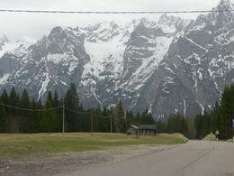 Dolomites in April , David O - May 2013