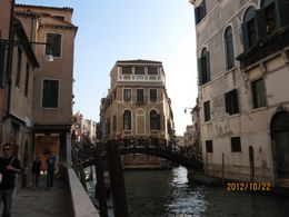 View of one of the many canals. , JDuczman - October 2012