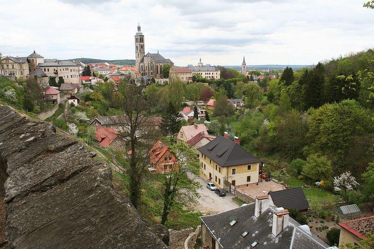 Kutna Hora town - Prague