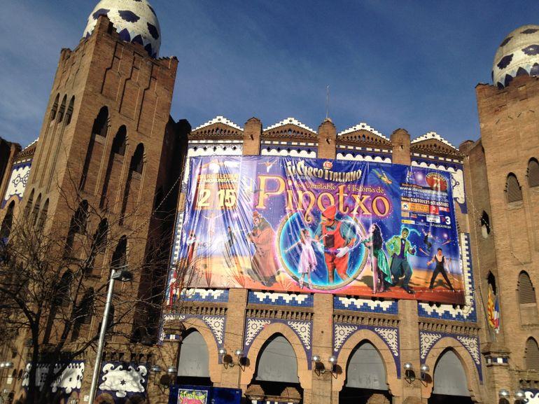 La Monumental bullring.JPG - Barcelona
