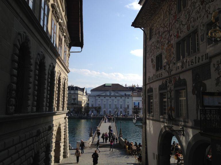 Luzern - Zurich